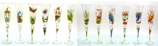Glasserien Trinkglu00e4ser Nagel Glas | Geschenke Korber